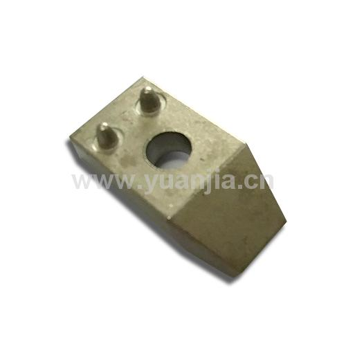 Briquetting block