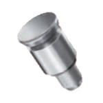 Riveted elastic plunger assembly 56